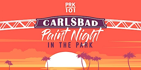 Paint Night At The Park tickets