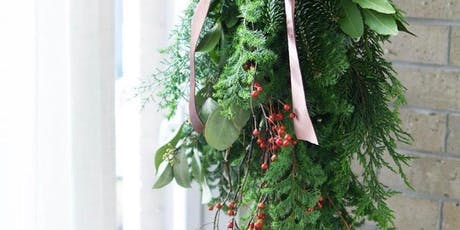 Wreaths, Garlands & Winter Artisan wall hangings & Floral Decor tickets