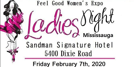 Mississauga Ladies Night tickets