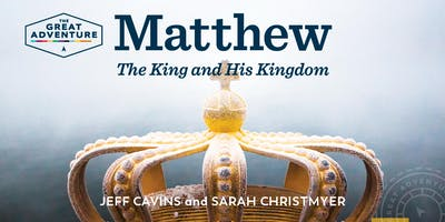 Matthew Bible Study Series
