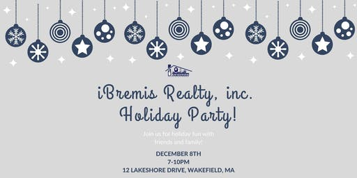iBremis/LAER Holiday Party