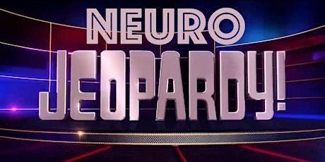 """Neuro-Jeopardy"" hosted by Sashank Prasad, MD tickets"