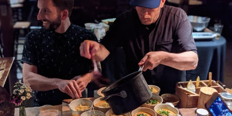 Omakase @ Brooklyn Kura by Union Sushi Co tickets