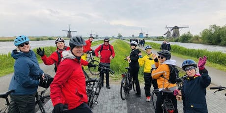 Cycling The Netherlands tickets