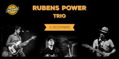 Rubens Power Trio - Live at Jazzino