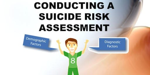 Risky Business: The Art of Assessing Suicide Risk and Imminent Danger - Kaitaia