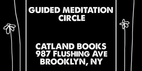 Guided Meditation Circle tickets