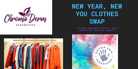 New Year, New You! Clothes Swap Party tickets