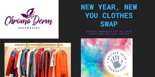 New Year, New You! Clothes Swap Party