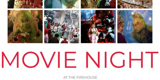 Movie Night at The FireHouse