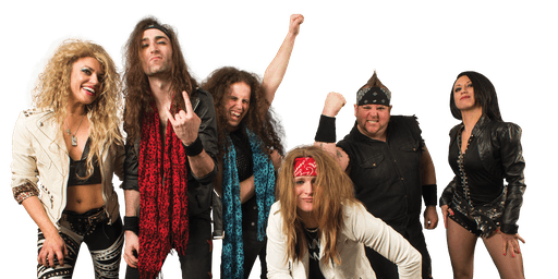 Hairbangers ball with RockZilla
