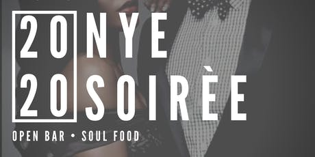 The BTT Project NYE Soirée tickets