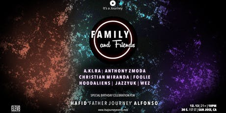 It's a Journey w/ Family and Friends tickets