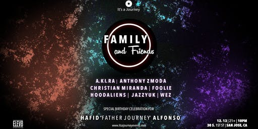 It's a Journey w/ Family and Friends