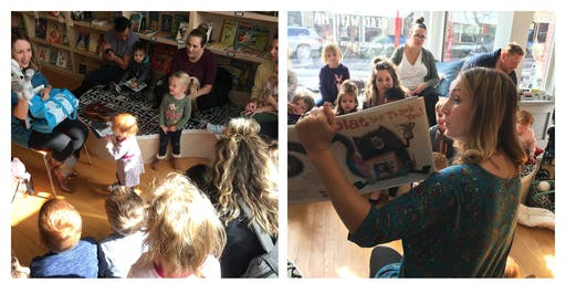 Express YourSelf Kids' Musical Story Time, February 8,10:30 am or 3:30 pm