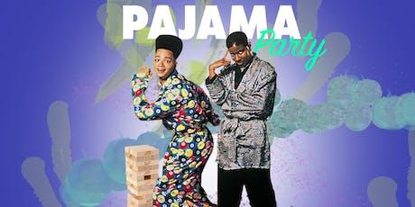 Game Night: The Pajama Jam tickets