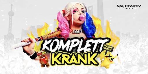KOMPLETT KRANK! - PRIVATPARTY