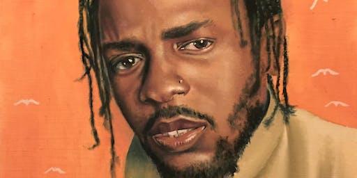 FREE EVENT : Kendrick Lamar Art Exhibit