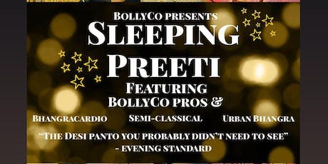 Sleeping Preeti - A BollyCo Production tickets