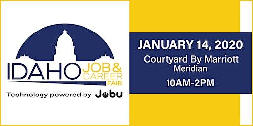 Idaho Job & Career Fair January 14th