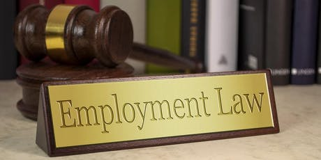 Employment Law Update (MCLE) tickets