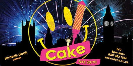 New Years Eve Boat Party- Firework views and Cake DJ's tickets