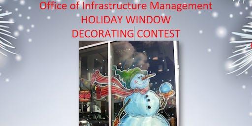 OIM Window Decorating Contest