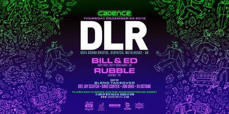 Cadence Presents: DRL at Flash tickets