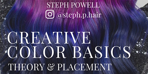 Creative Hair Color Basics: Theory & Placement