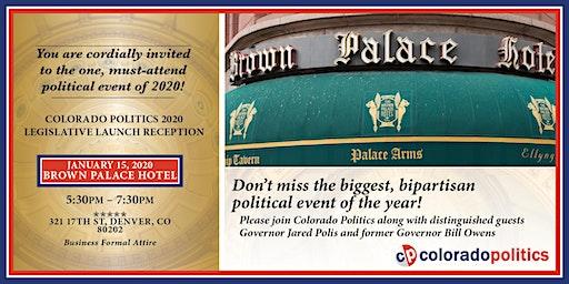 Colorado Politics Magazine's 2020 Legislative Launch Reception