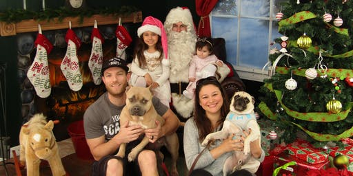 FREE Photos with Santa & Toy Drive