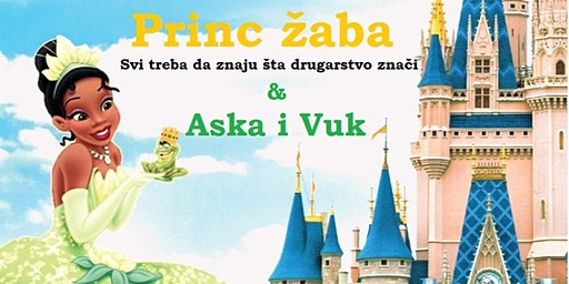"""""""Princ Žaba"""" & """"Aska i Vuk""""- Burnaby"""