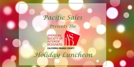 ASID OC Holiday Luncheon tickets