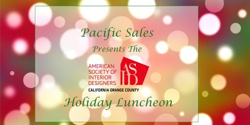ASID OC Holiday Luncheon