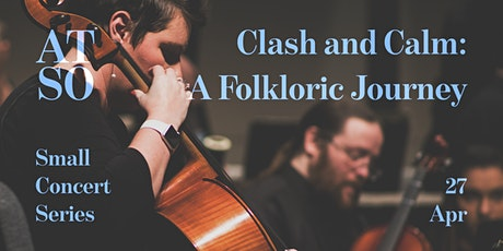 'Clash and Calm: A Folkloric Journey' tickets