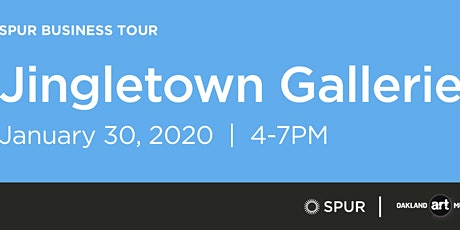 SPUR Business Tours | Jingletown Galleries tickets