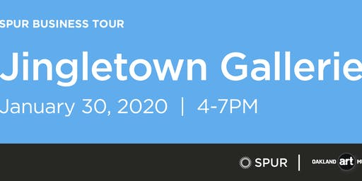 SPUR Business Tours | Jingletown Galleries