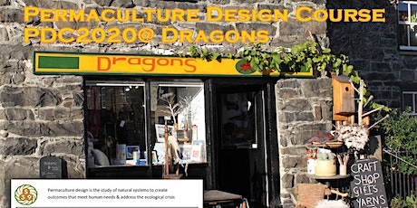 Permaculture Design Course tickets