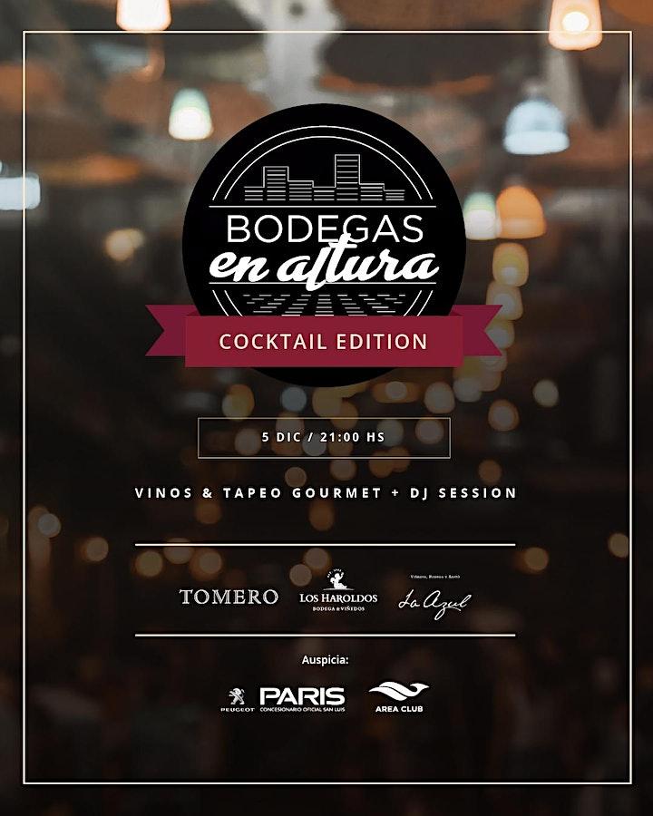 Imagen de Bodegas en Altura - Cocktail Edition-Dj Set