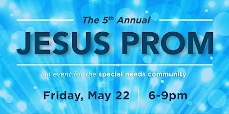 Jesus Prom 2020 tickets