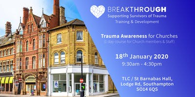 Breakthrough Training -- Trauma Awareness for Churches