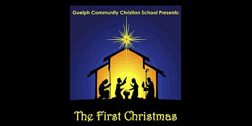 The First Christmas - G.C.C.S. Christmas Concert (afternoon)