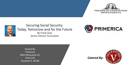 Securing Social Security: Today, Tomorrow and for the Future