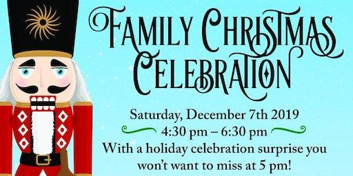 Newport Sunshine Initiative Family Christmas Celebration