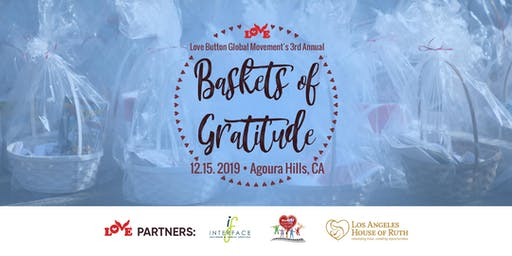3rd Annual Baskets of Gratitude