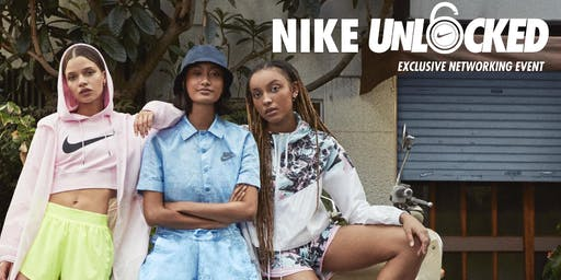 """Nike Unlocked """"A DAY IN THE LIFE"""" 12.14."""