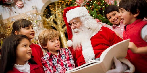 FREE Holiday Pictures With Santa