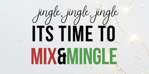 2019 BERC Holiday Mix and Mingle Event