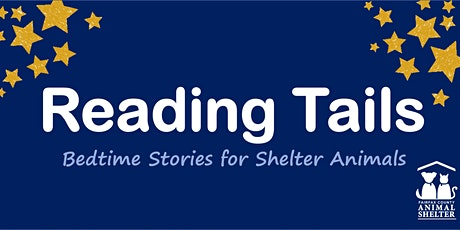 Reading Tails: Read to Animals at the Fairfax County Animal Shelter tickets