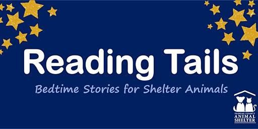 Reading Tails: Read to Animals at the Fairfax County Animal Shelter